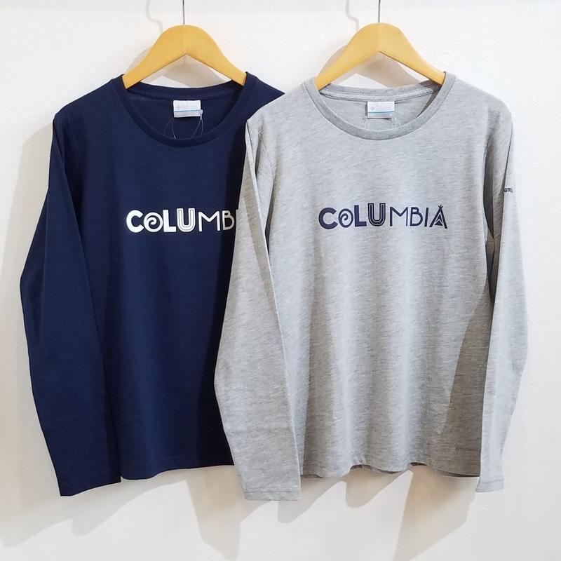 Columbia[コロンビア] / スティッキーフォレストウィメンズロング スリーブTシャツ