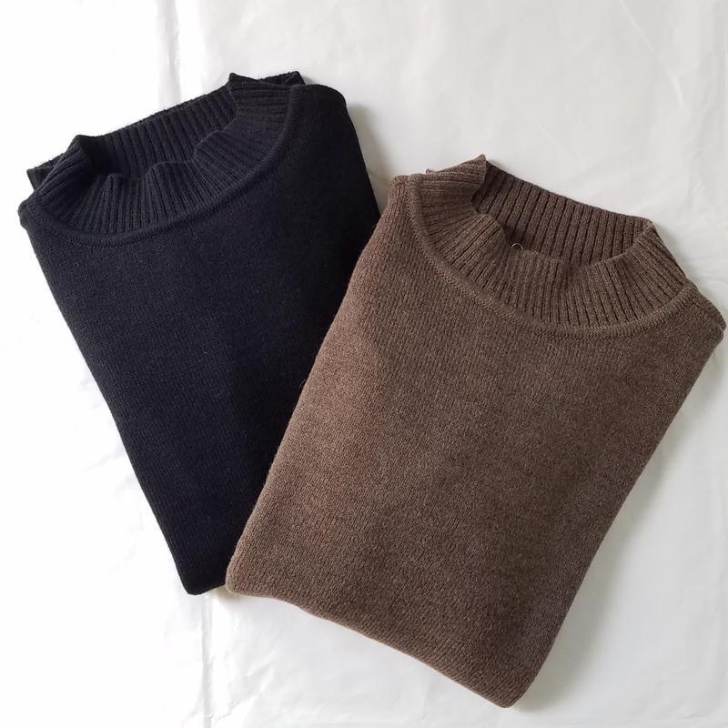 Commencement[コモンセメント] / ハイネック セーター
