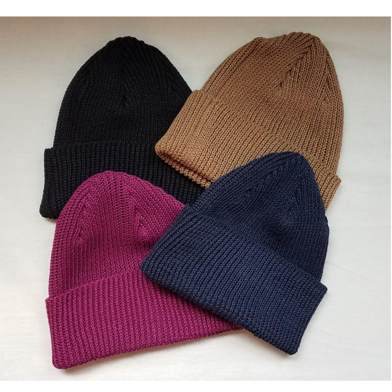 weac.[ウィーク] / PAPER SUMMER KNIT CAP