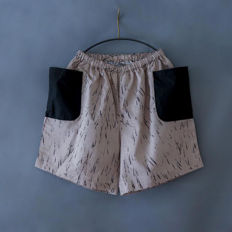 michirico[ミチリコ] / Half pants (kids M 100-115)