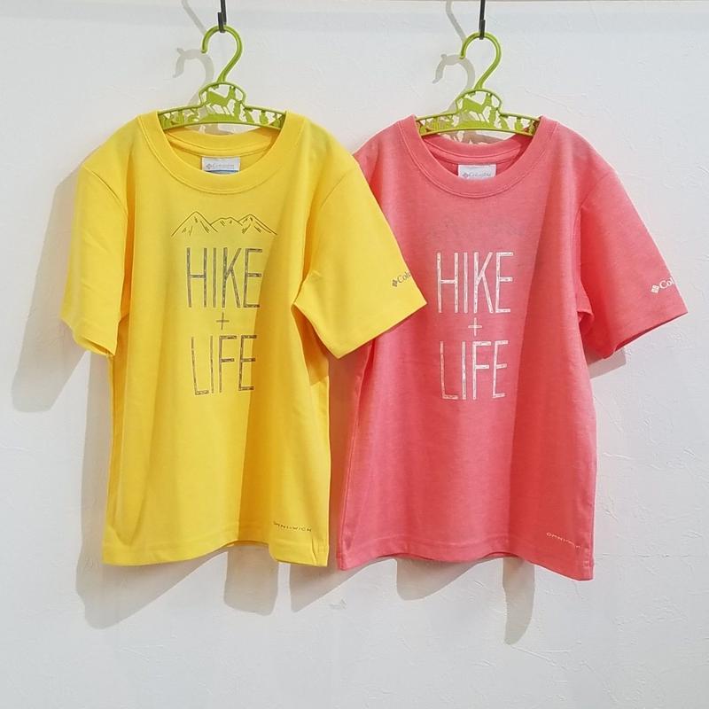 Columbia[コロンビア] / チュファンクトゥ ハイク ユースショートスリーブTシャツ(kids)