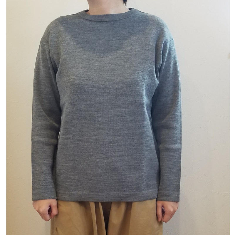 have a goo d day[ハブアグッドデイ]/  12G milanorib sweater