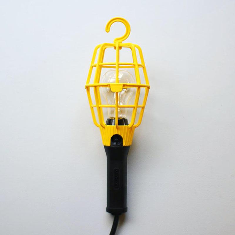 ヒゲじいランプ(黄・電球タイプ)