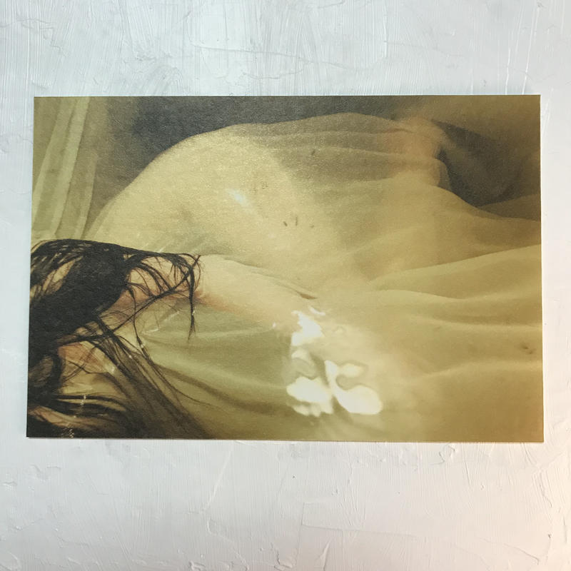 卯月沙梨音 ポストカード「蛹の刻」5