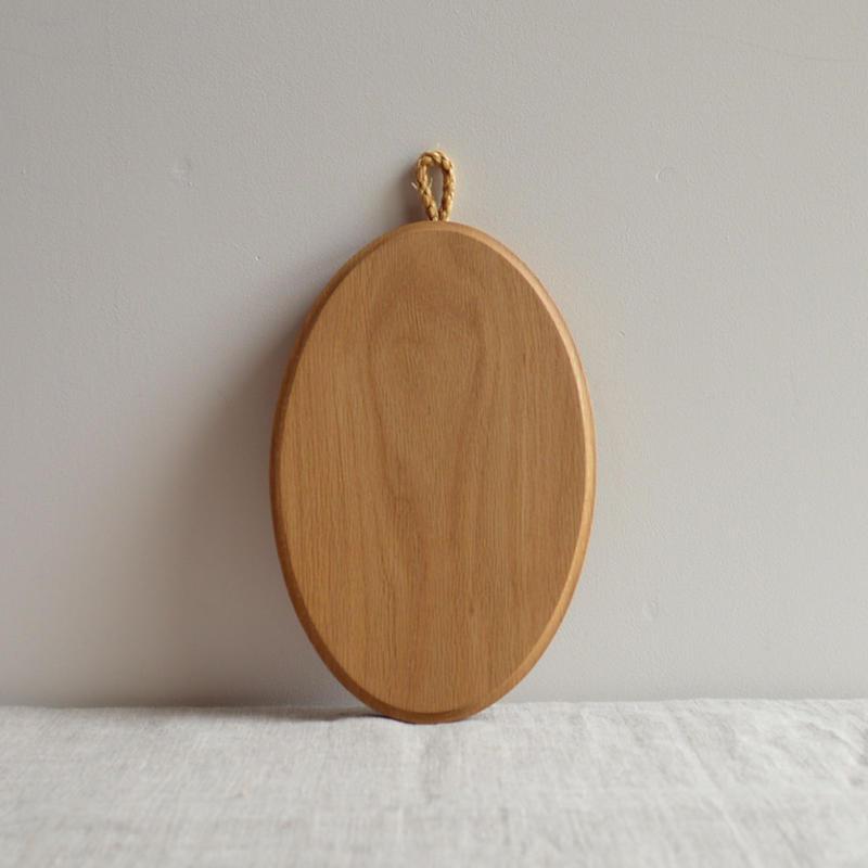 Kijirushi キッチンボード oval