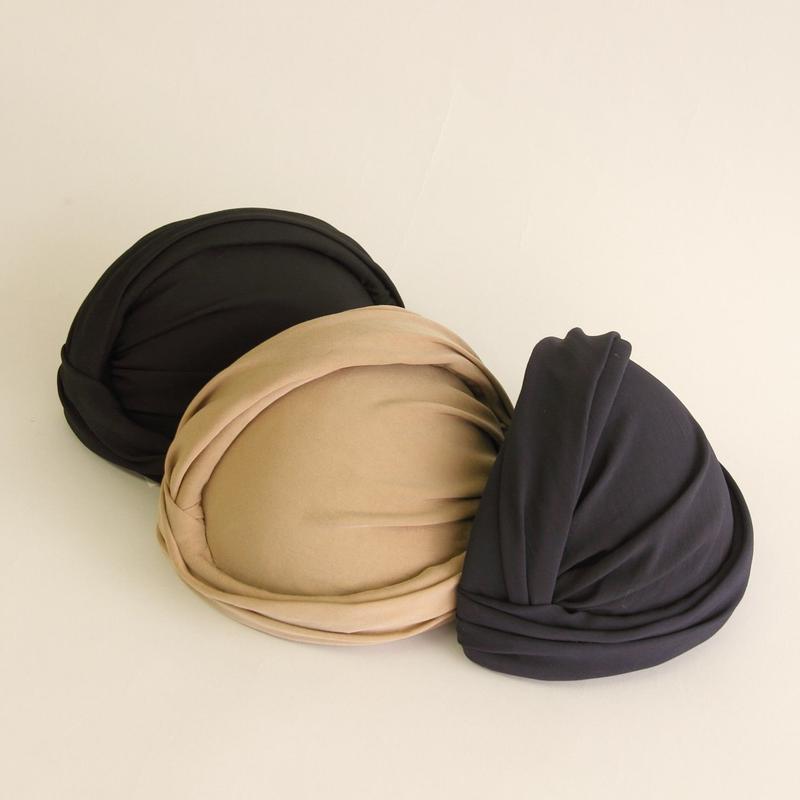 シンプルタックヘッドドレス(ボネ) T1205
