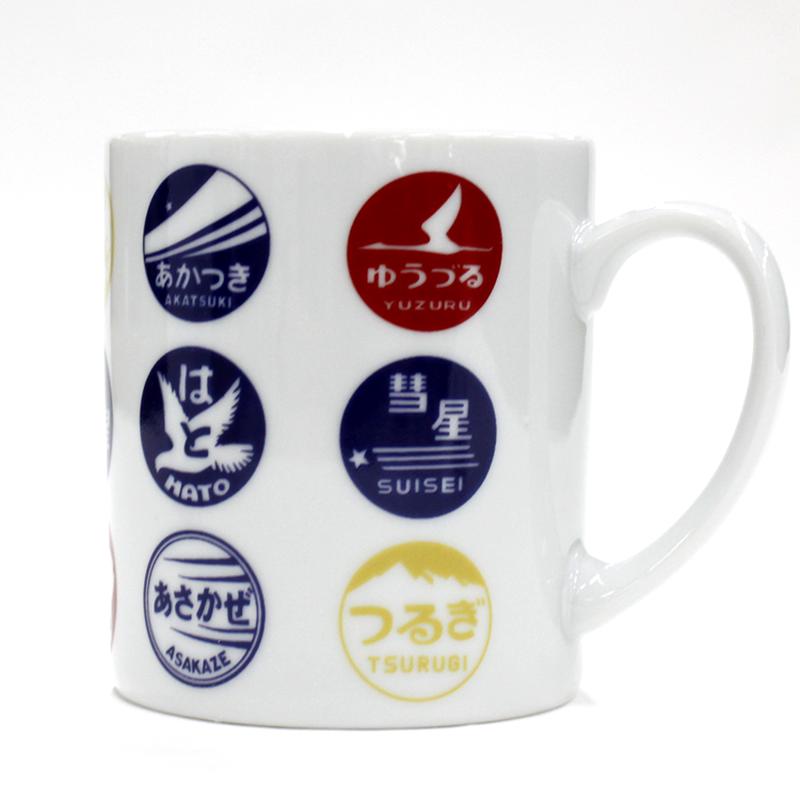 マグカップ ヘッドマーク【TL034】