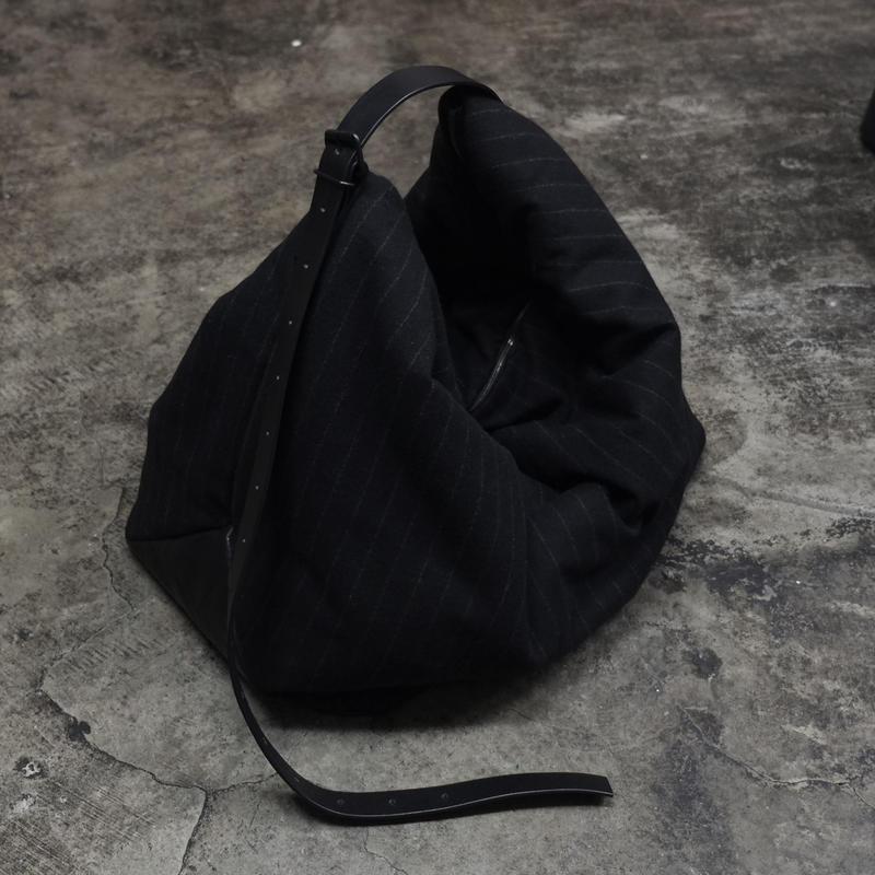 PADDING 2WAY BAG / STRIPE