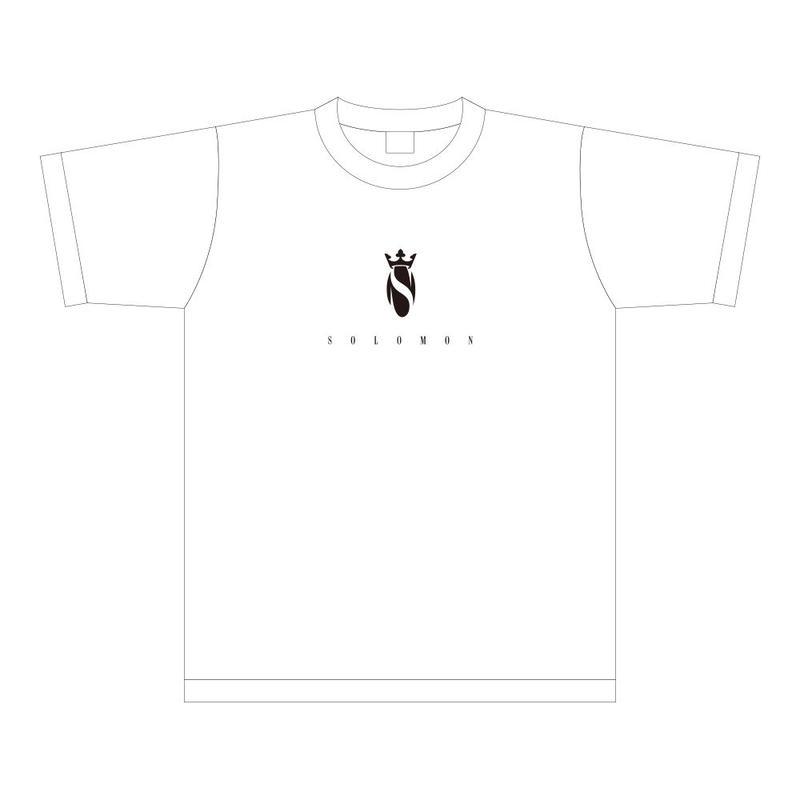 SOLOMON Logo T-Shirts(White)