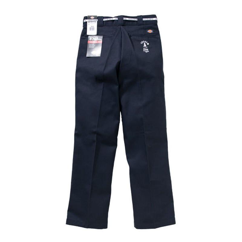 COCOLO BLAND / #556 WORK PANTS (DARK NAVY)