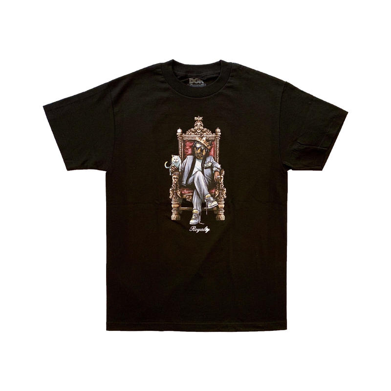 DGK | Doggy Tee (BLACK)