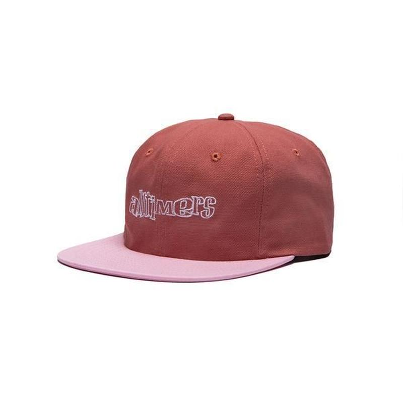 Alltimers / SKA SUCKS HAT (NAUTICAL RED)