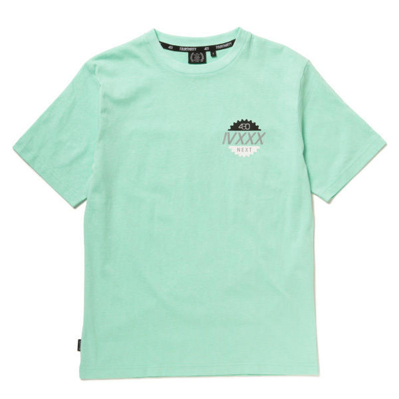 430 | IVXXX GEAR S/S TEE (TURQUOISE)