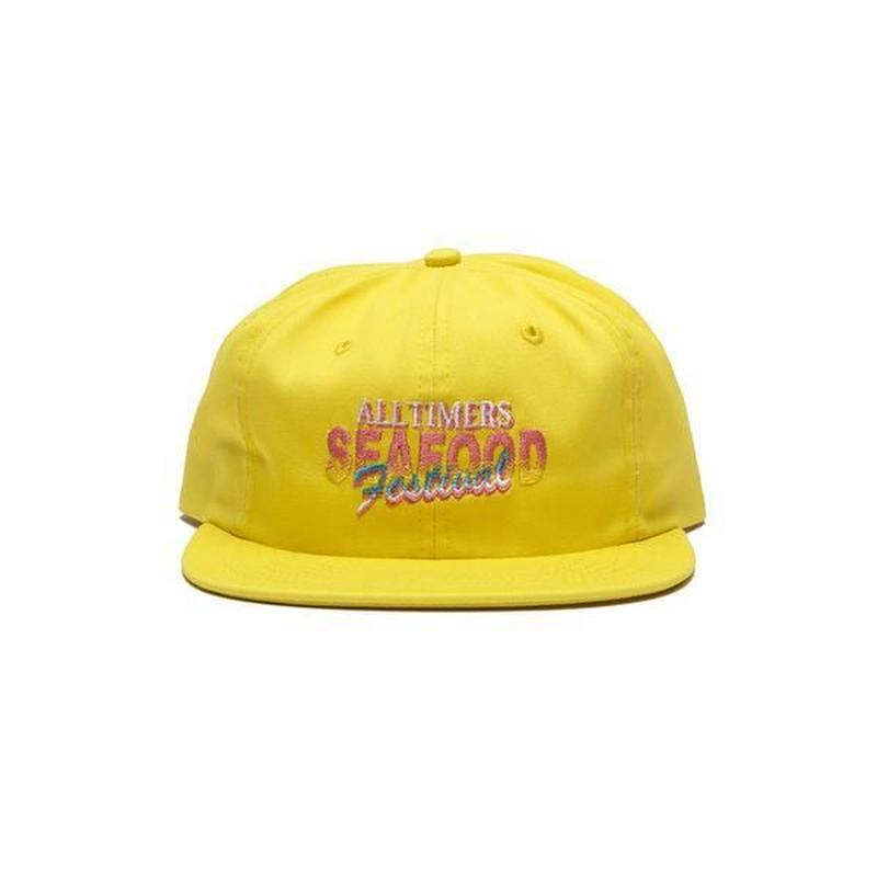 Alltimers / SEAFOOD FEST HAT (YELLOW)