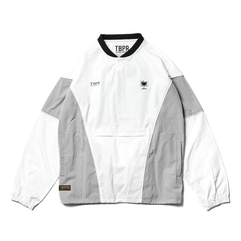 Tightbooth / WIND JKT (White)