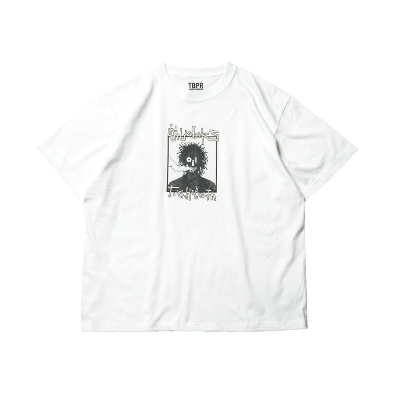 Tightbooth / SMORKER T-SHIRT (WHITE)
