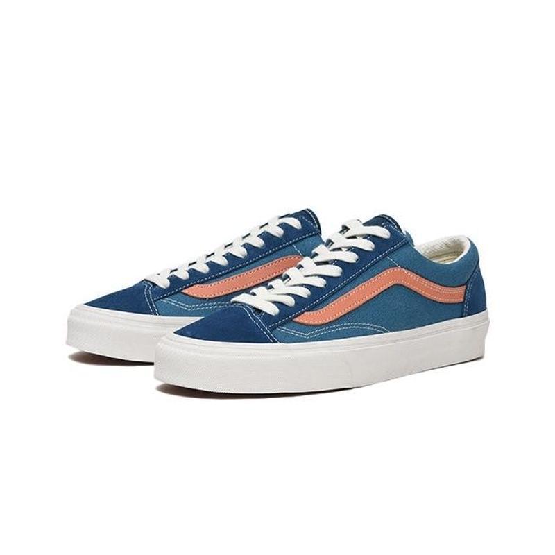 VANS   Style36 VINTAGE SPORT (SAILOR BLUE/BLANC DE BLANC)