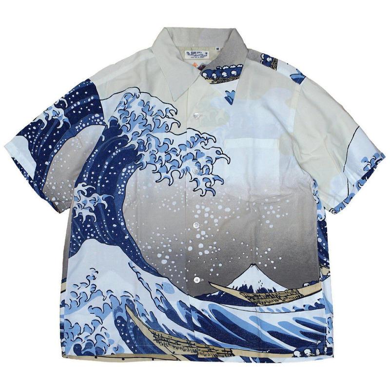 "SUN SURF | 北斎 SPECIAL EDITION ""神奈川沖浪裏"""