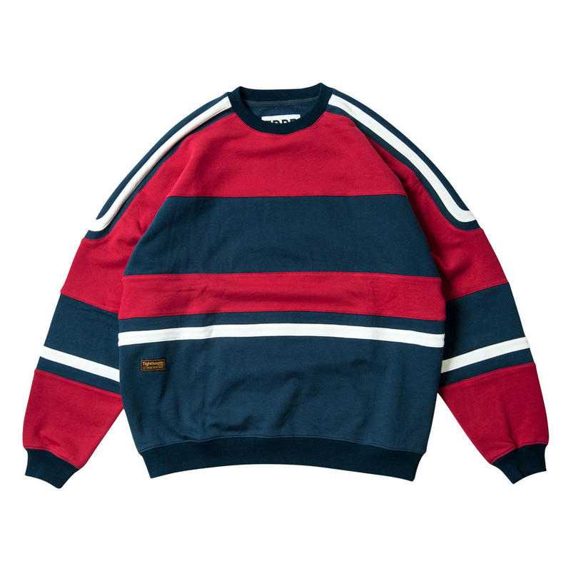 Tightbooth / STARTER CREW SWEAT (Red)