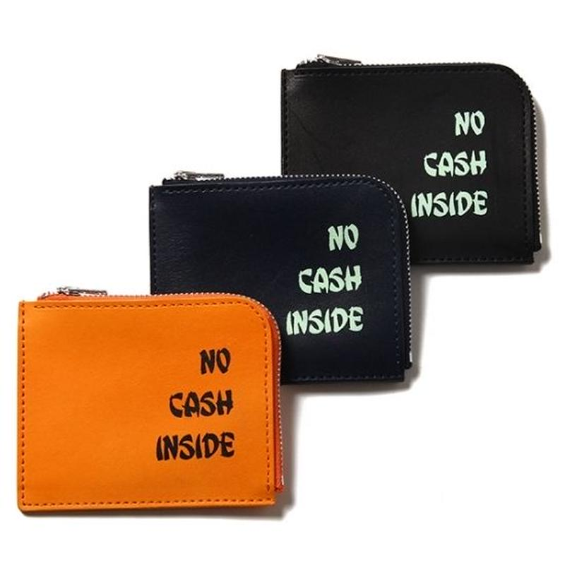 I&ME | NO CASH Wallet (BLACK/NAVY/ORANGE)