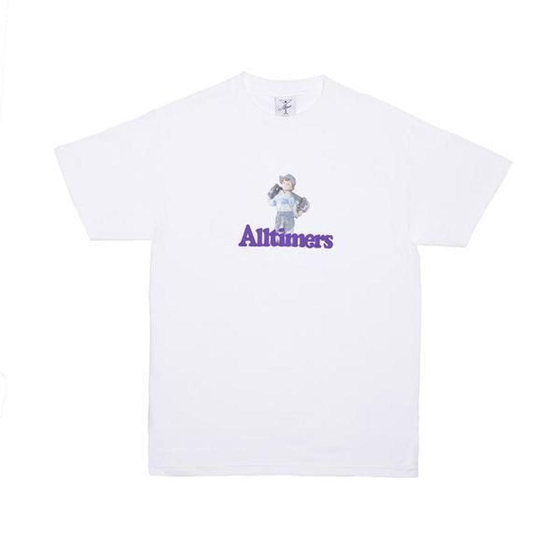Alltimers / LIL ANGEL TEE (WHITE)