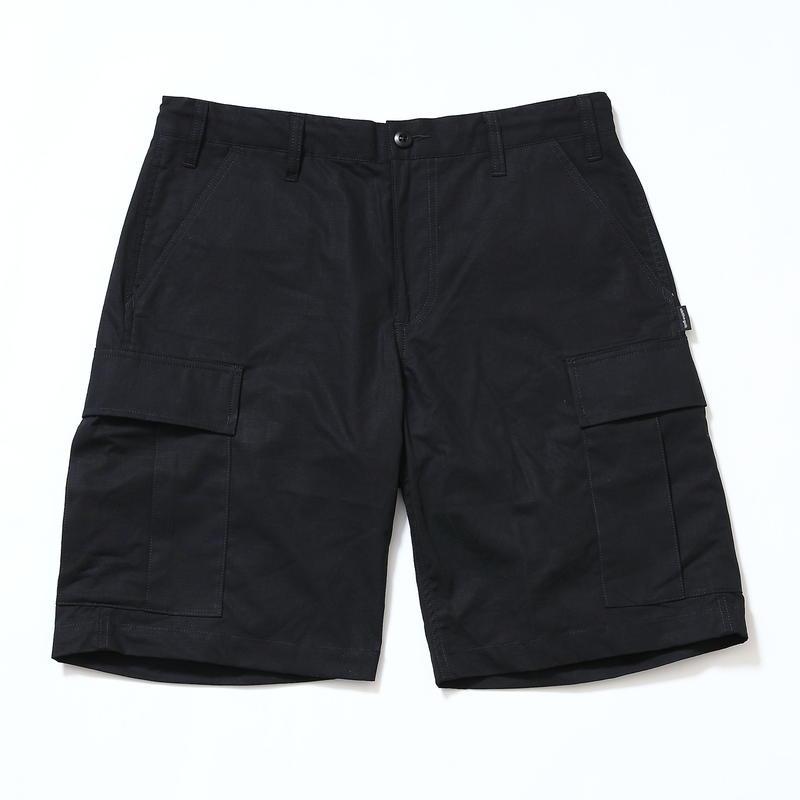 Oh!theGuilt:MIL CARGO SHORT PANT(ブラック)