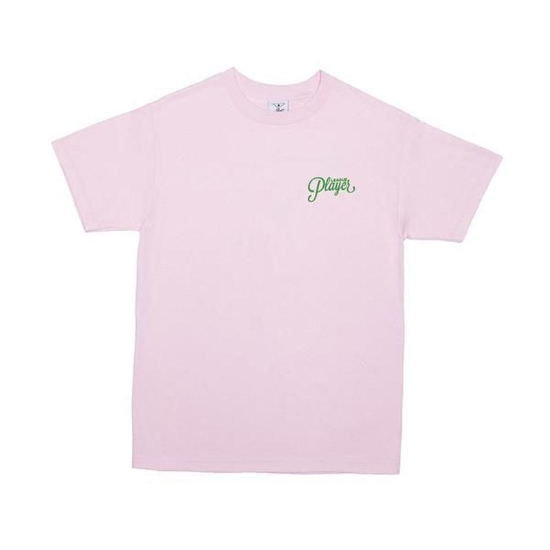 Alltimers / SEALED TEE (PINK)