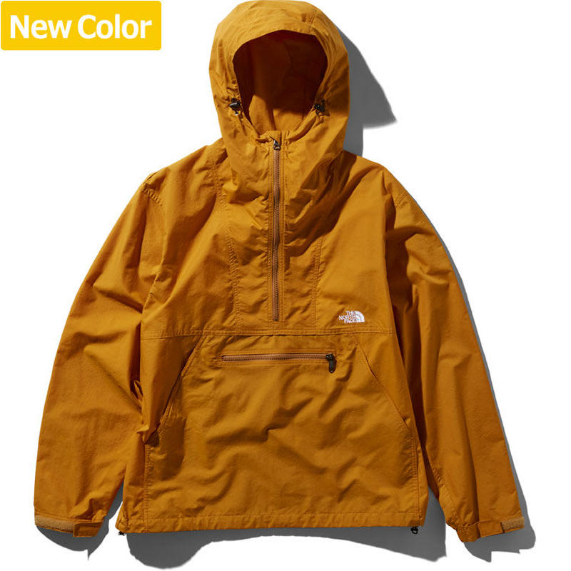 THE NORTH FACE | COMPACT ANORAK (IG/インカゴールド)