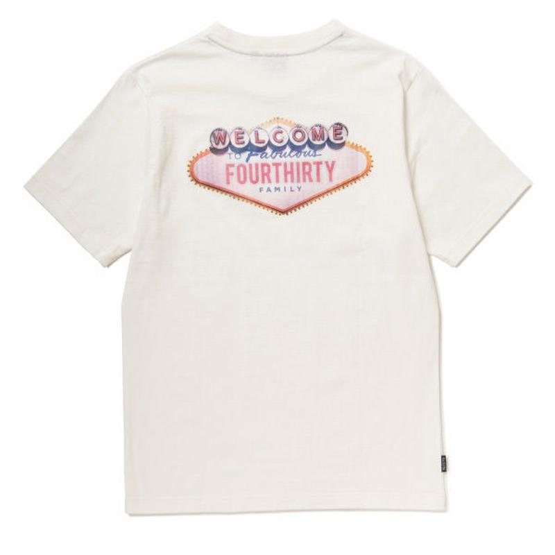 430 | NIGHTNEON S/S TEE (WHITE)