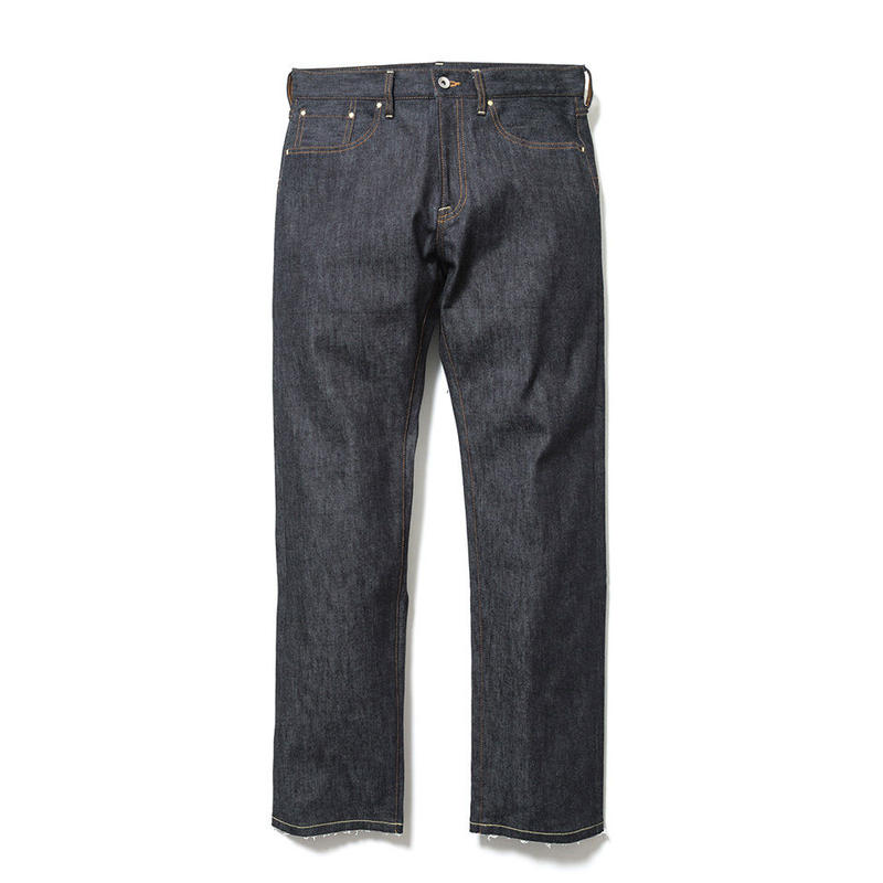 SON OF THE CHEESE | skiny 5 pockets pants (BLUE)