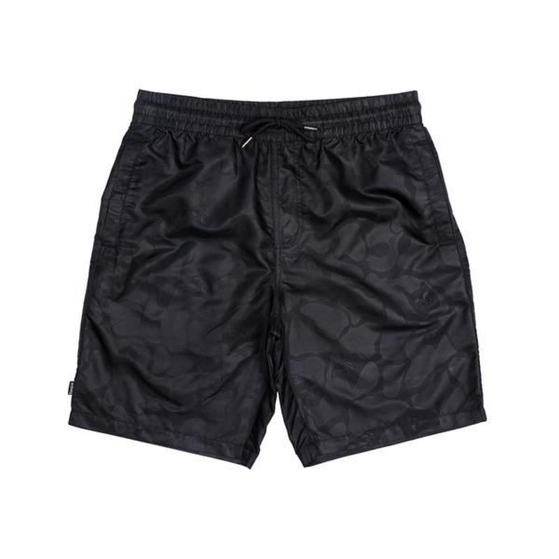 RIPNDIP | Black Out Nylon Shorts (Black)