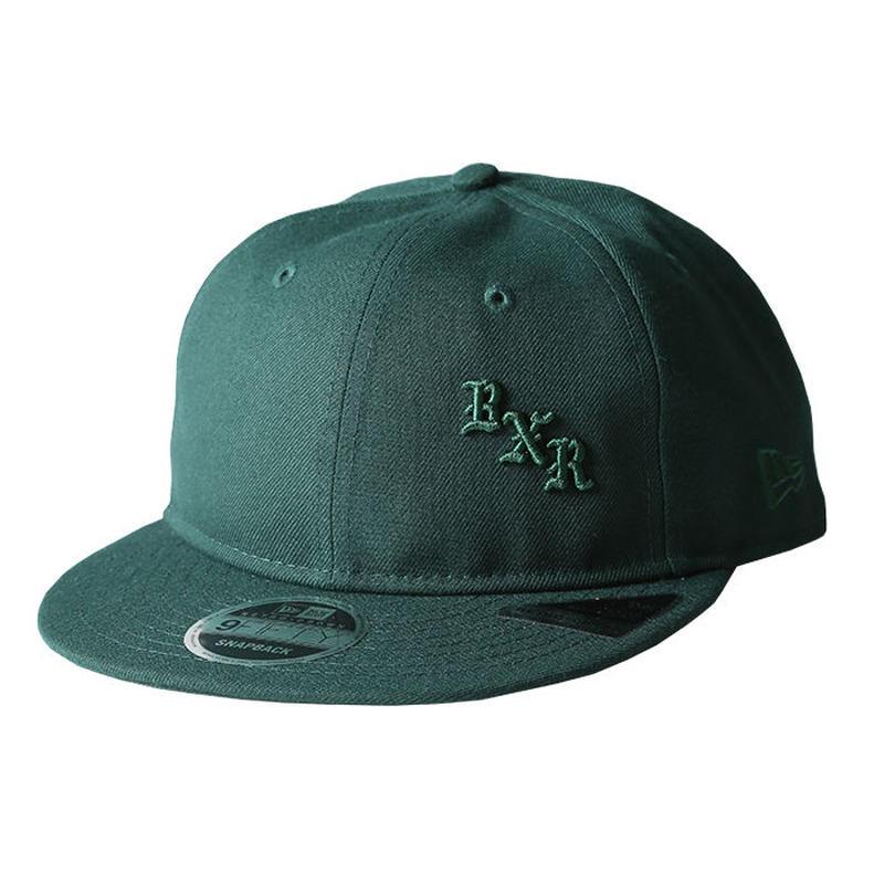 BORN X RAISED / BXR STACK HAT (GREEN)