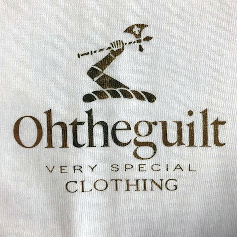"""Oh!theGuilt:""""VERY SPECIAL"""" S/S T-SHIRT(ホワイト)"""