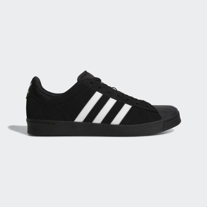 adidas SB / SUPERSTAR VULCADV(BLACK)