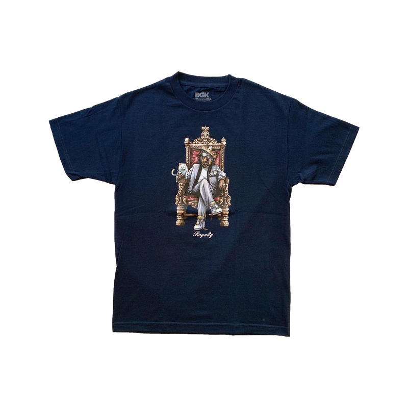 DGK | Doggy Tee (NAVY)