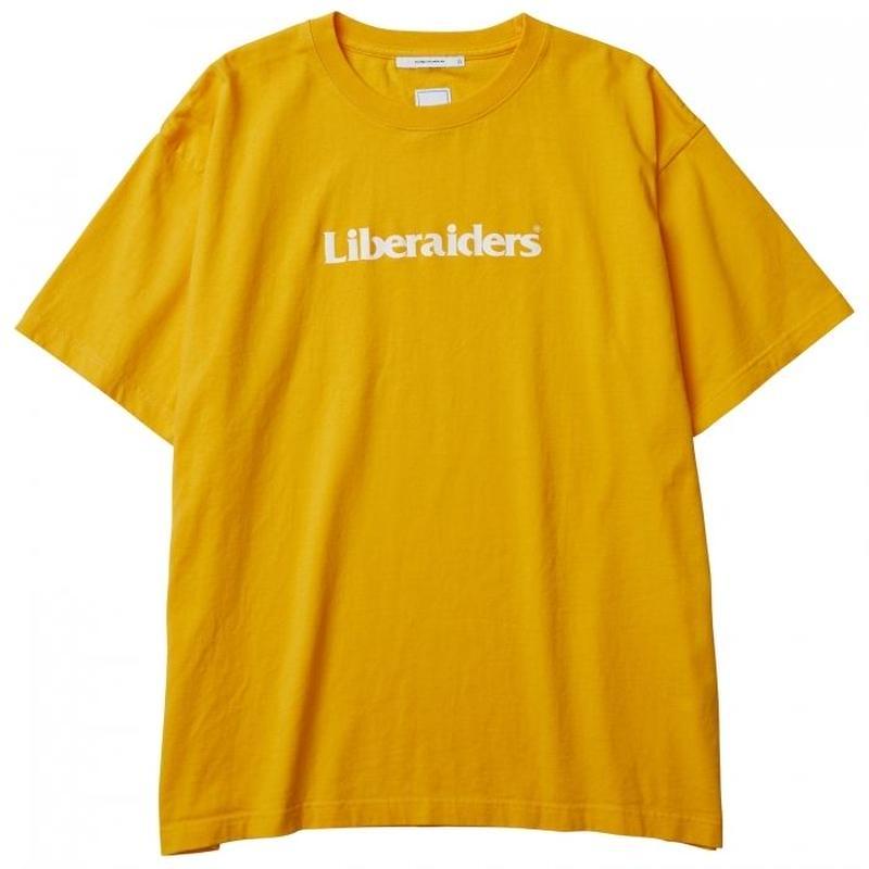 Liberaiders / OG LOGO TEE   (YELLOW)