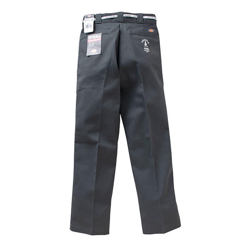 COCOLO BLAND / #556 WORK PANTS (CHACOAL GRAY)