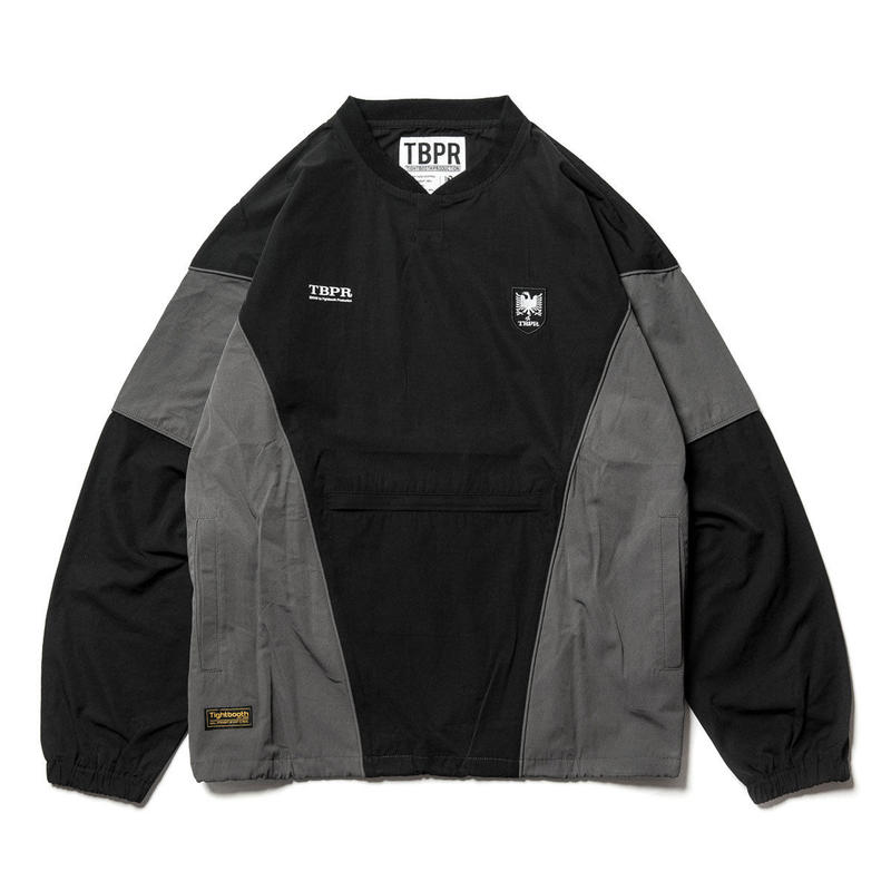 Tightbooth / WIND JKT (Black)