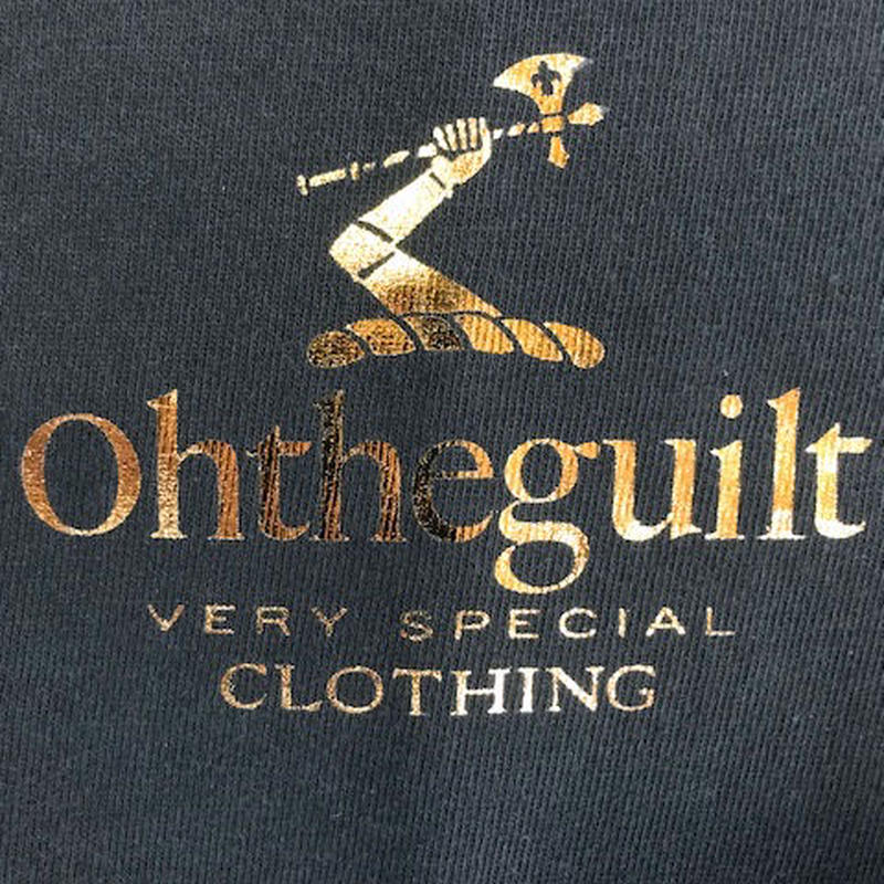 """Oh!theGuilt:""""VERY SPECIAL"""" S/S T-SHIRT(ブラック)"""