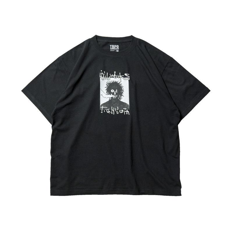 Tightbooth / SMORKER T-SHIRT (BLACK)