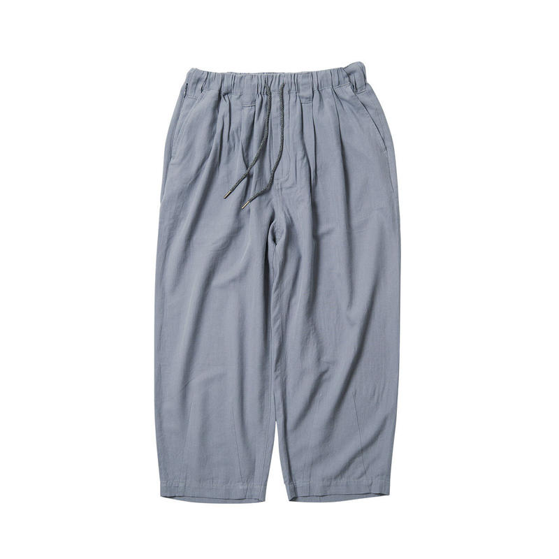 Tightbooth / BAGGY LINEN PANTS (SAX)