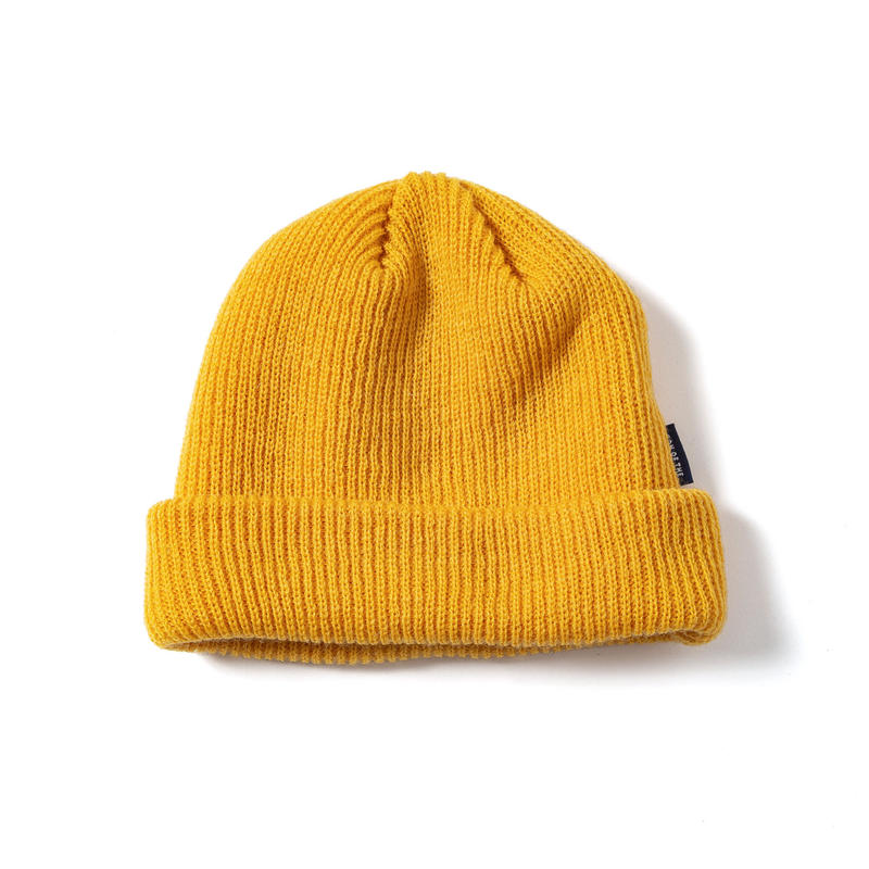 SON OF THE CHEESE | WOOL BEANIE (YELLOW)