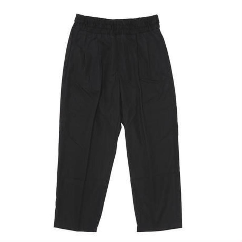 坩堝 | EASY PANTS (BLACK)