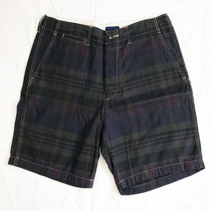CORONA | PLAID SHORT PANT