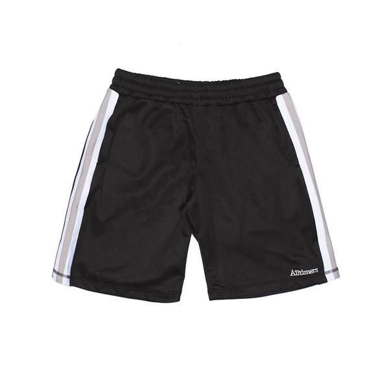 Alltimers / FOREIGN MESH SHORT (BLACK)
