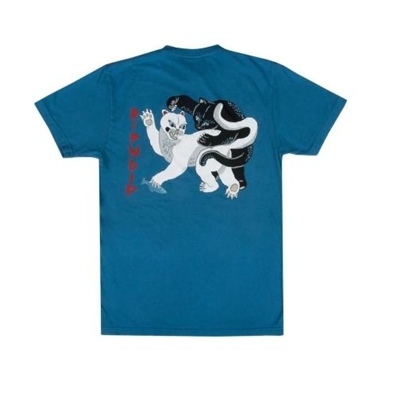 RIPNDIP | Brawl Tee (Harbor Blue)