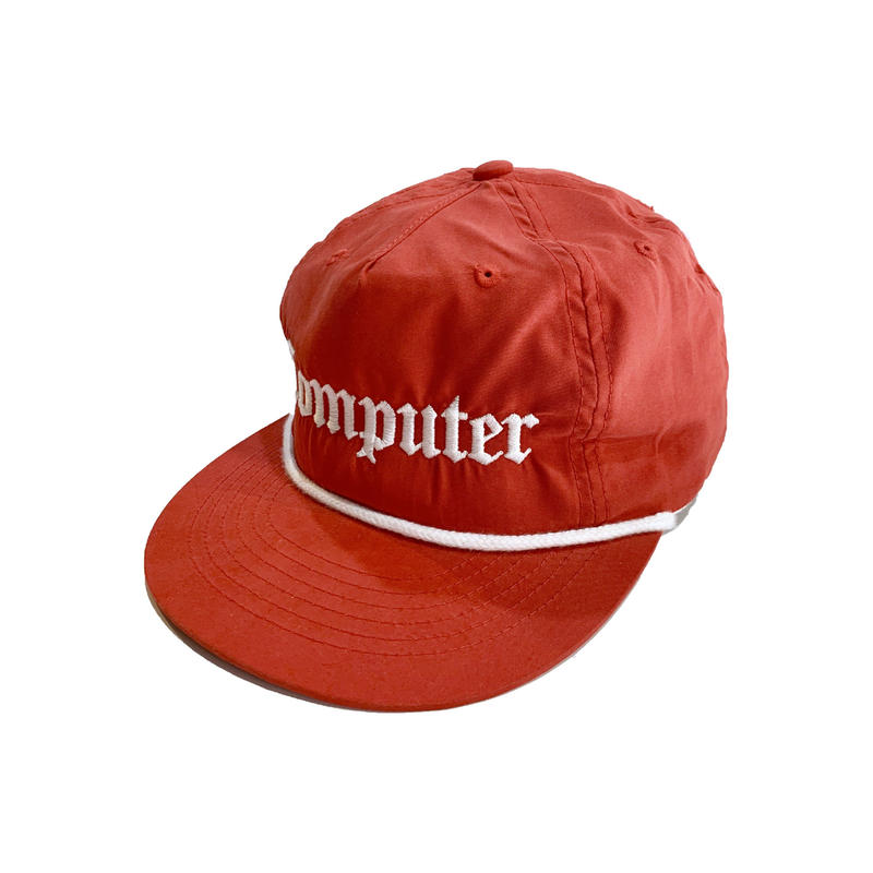 TACORIDE | COMPUTER CAP (RED)