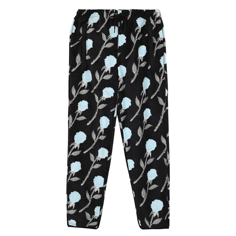HUF /FAREWELL FLEECE PANT (BLACK)