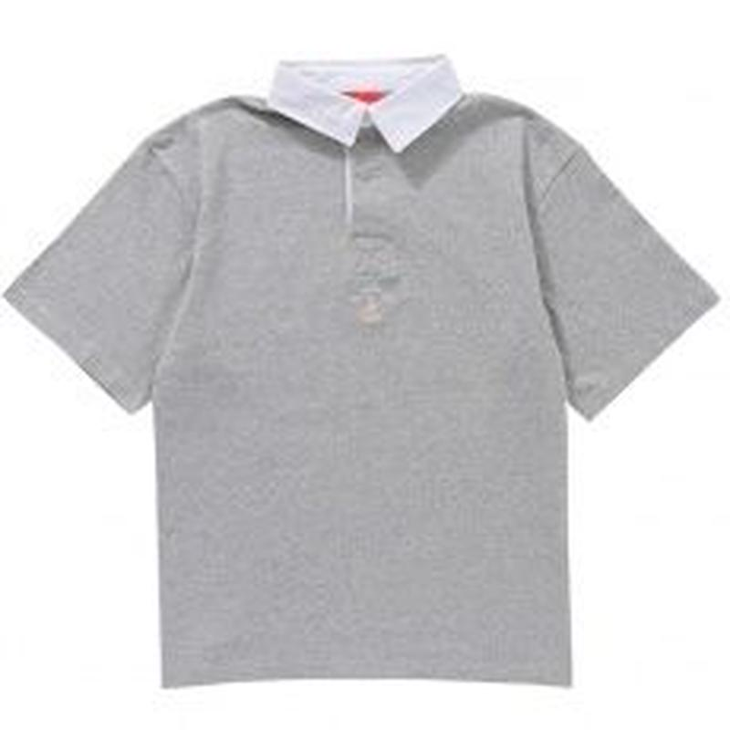 COCOLO BLAND / BONG RUGBY SHIRTS(GRAY)