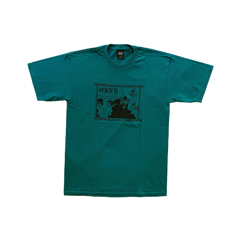 OBEY | OBEY YOURSELF TEE (TEAM)